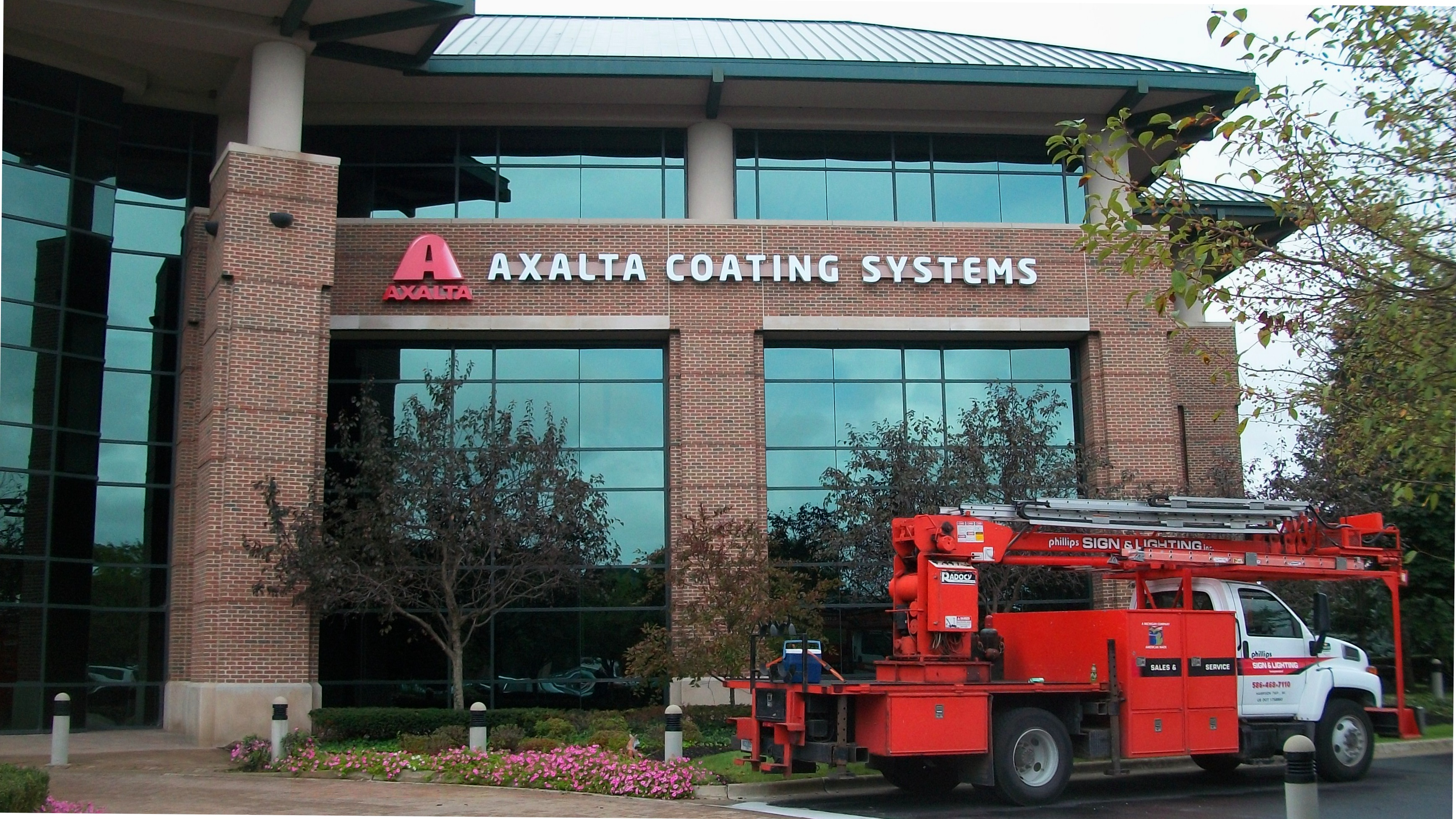 Axalta Coating Systems - Mt. Clemens