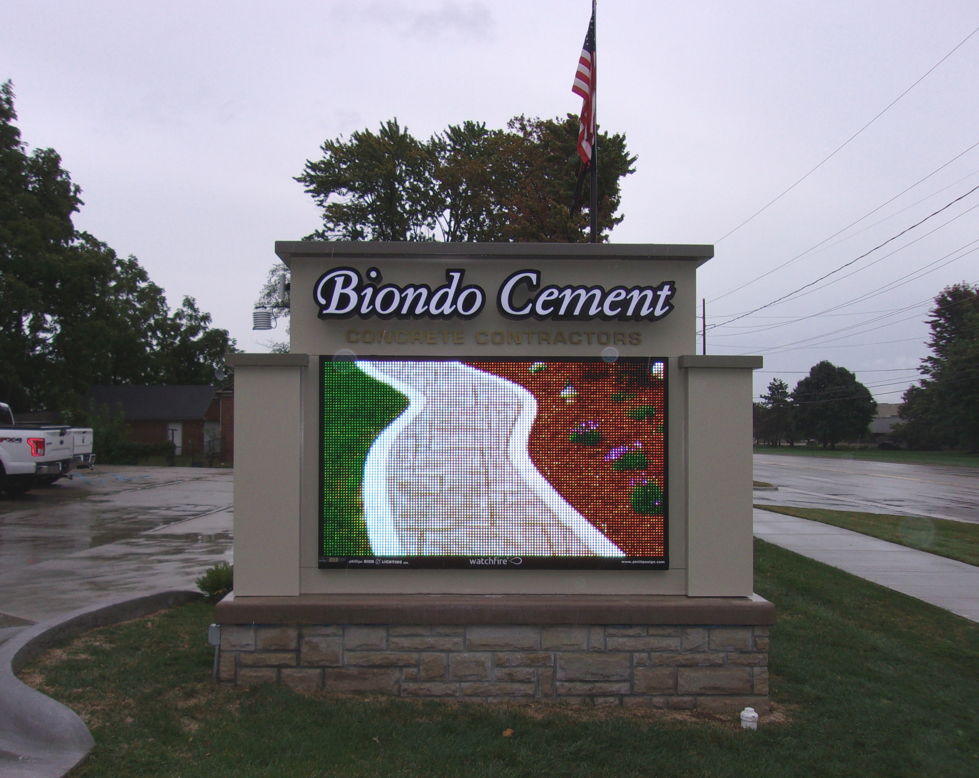 Biondo Cement Shelby Township