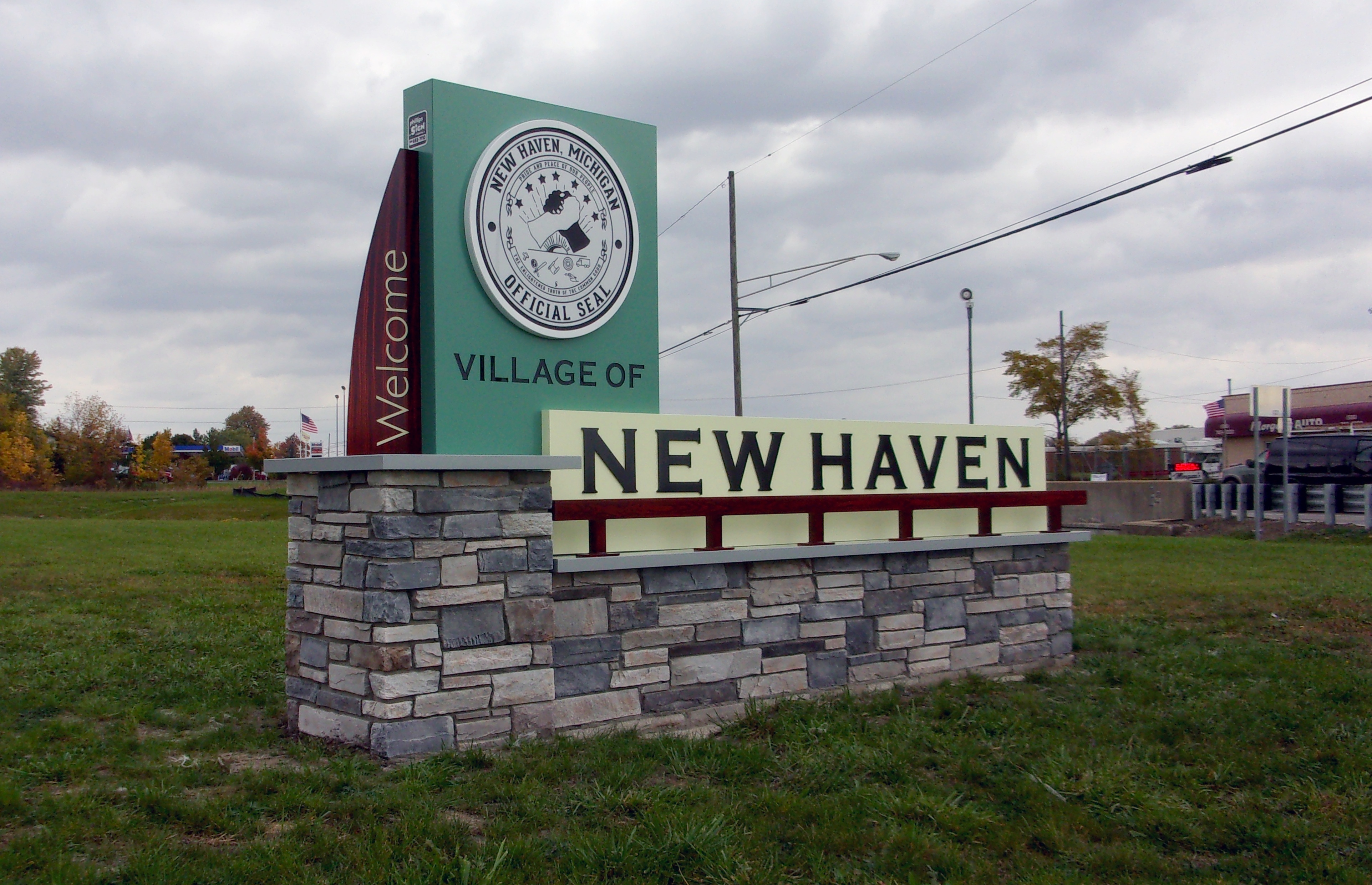 Village of New Haven