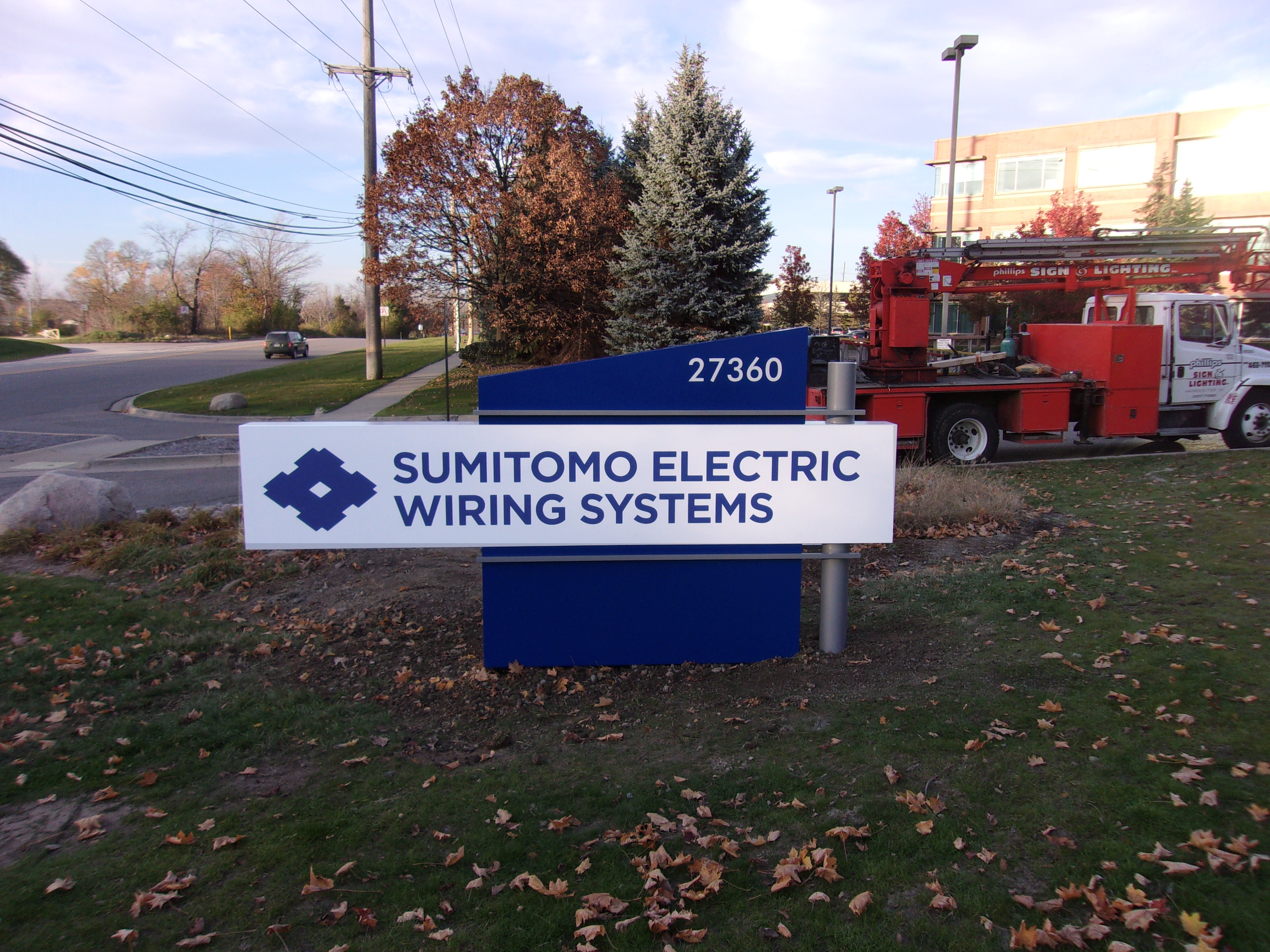 Sumitomo Electric Wiring Systems Farmington Hills