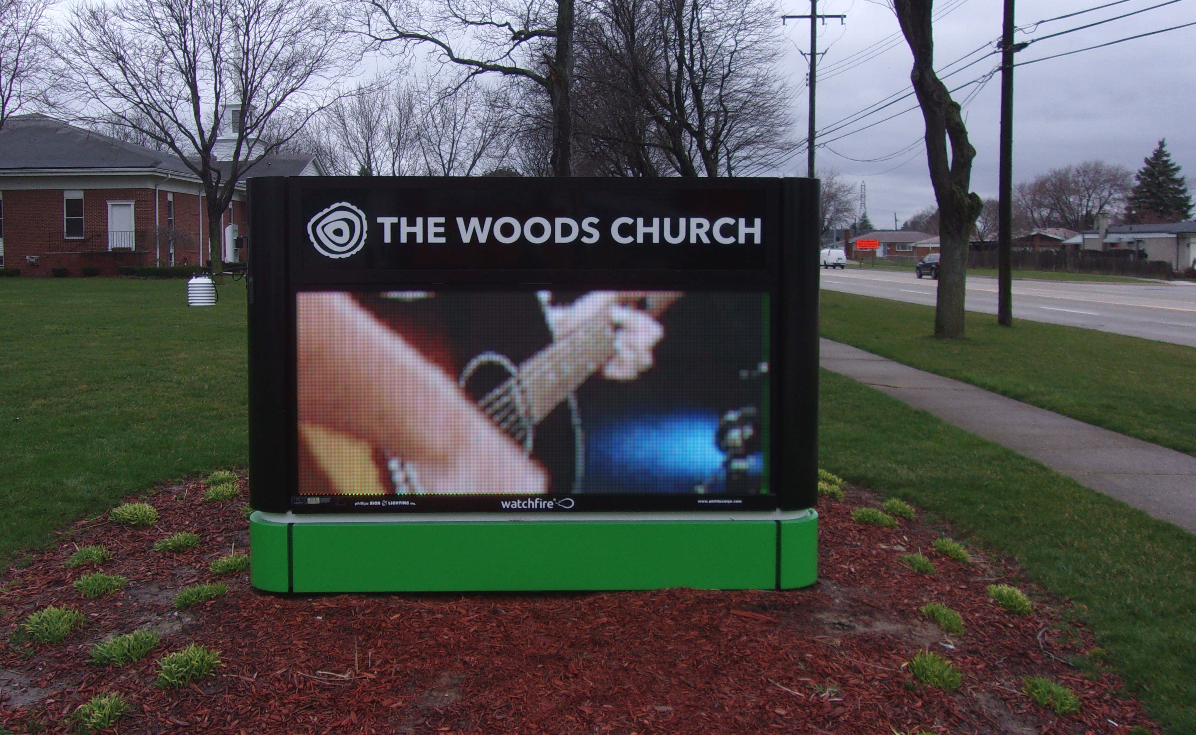 The Woods Church