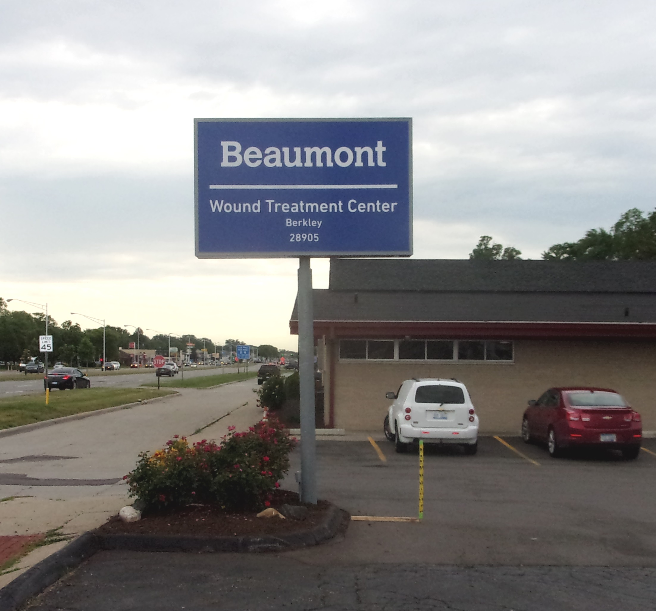 Beaumont Wound Center
