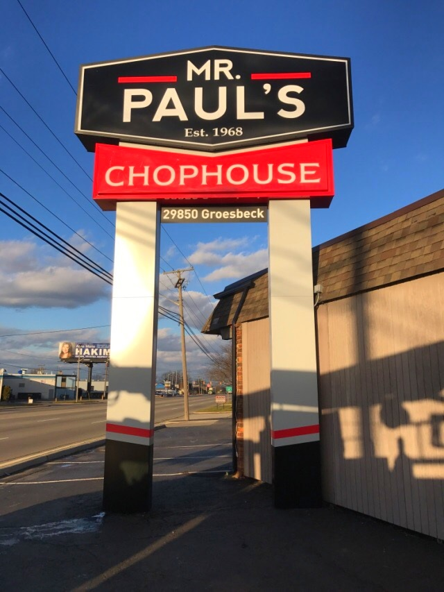 Mr. Paul's Chop House