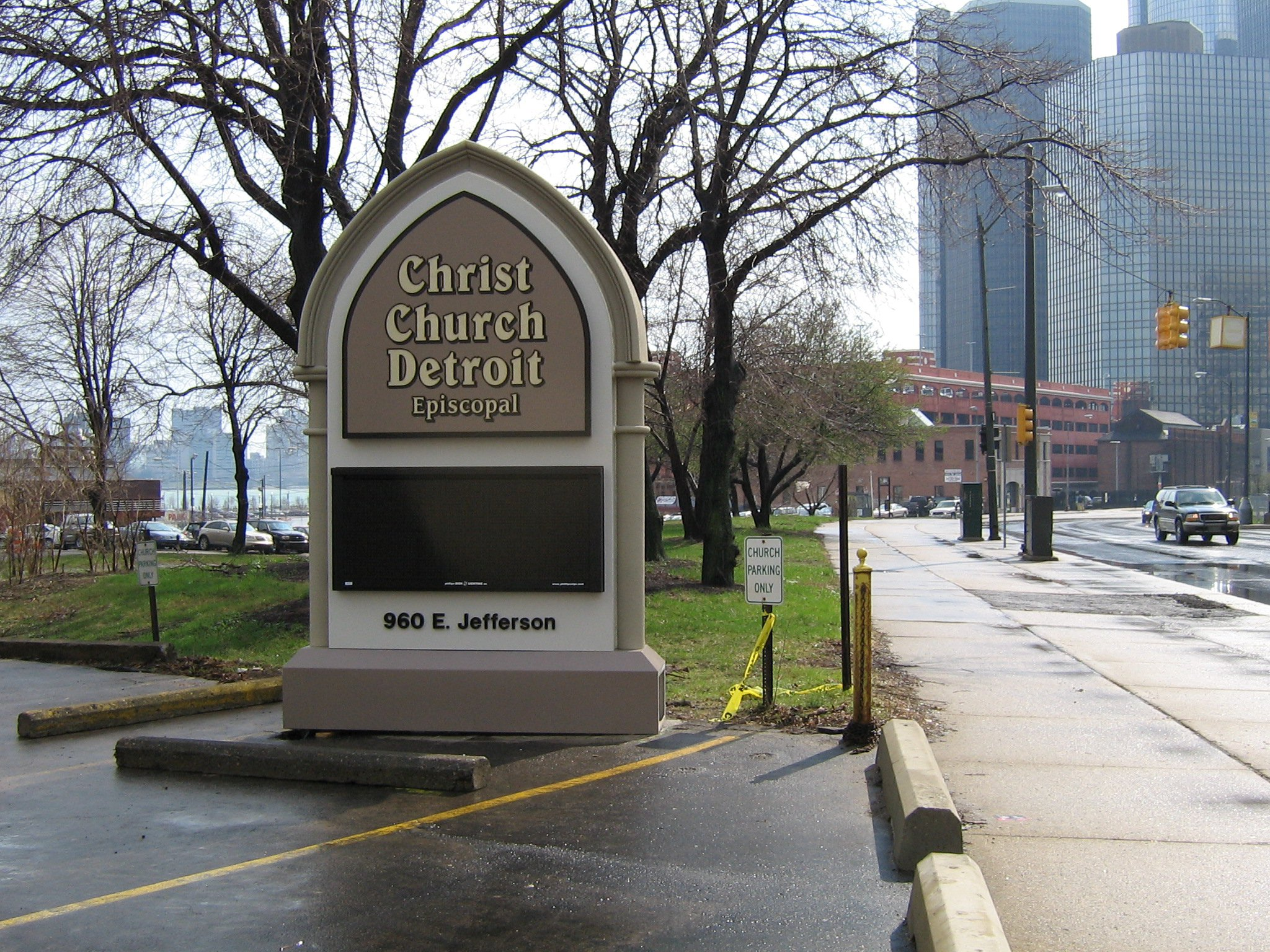 Christ Church Detroit Episcopal - Detroit