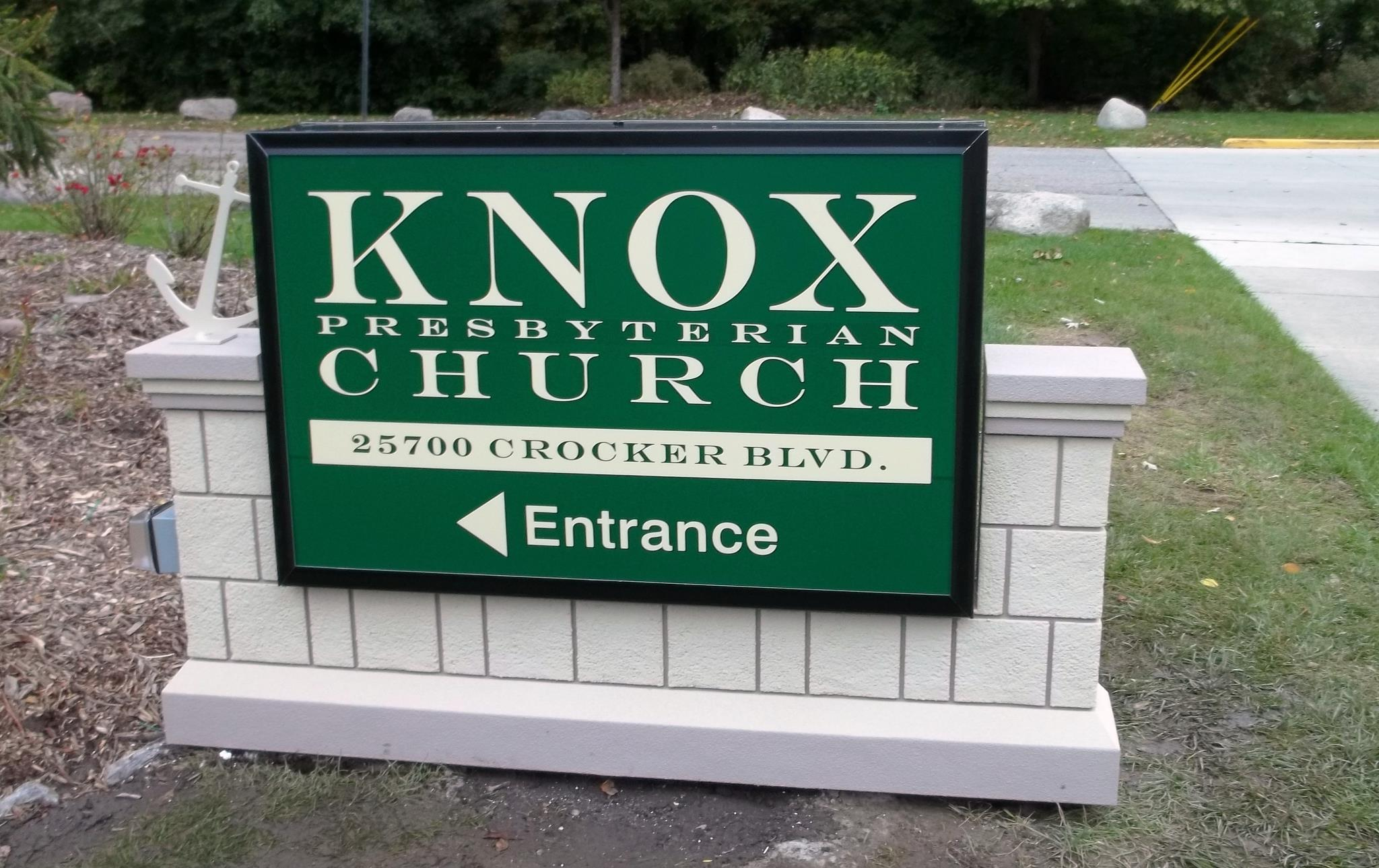 Knox Presbyterian Church - Harrison Township