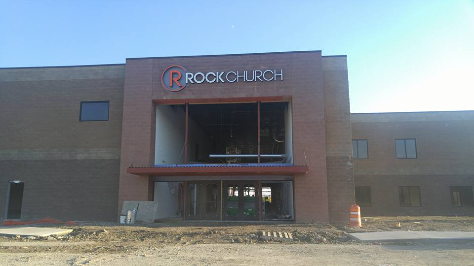 Rock Church - Fair Haven