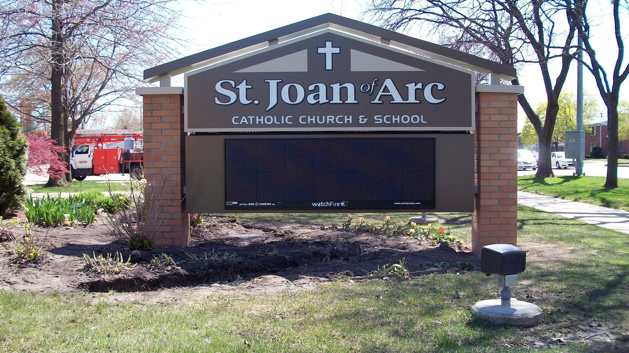 St. Joan of Arc - St. Clair Shores