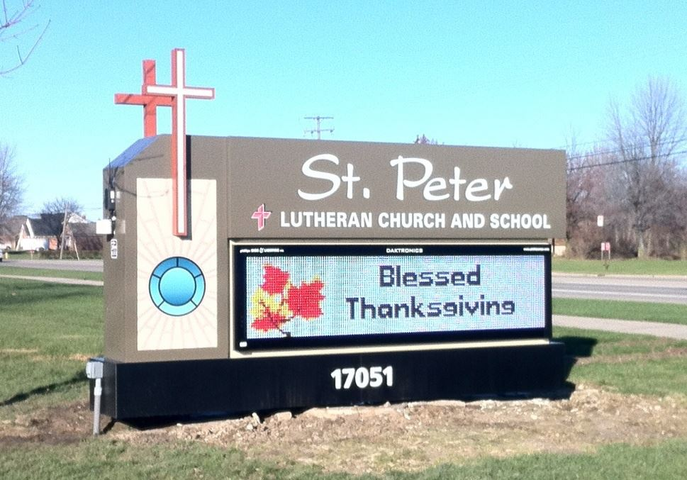 St. Peter Lutheran Church - Macomb