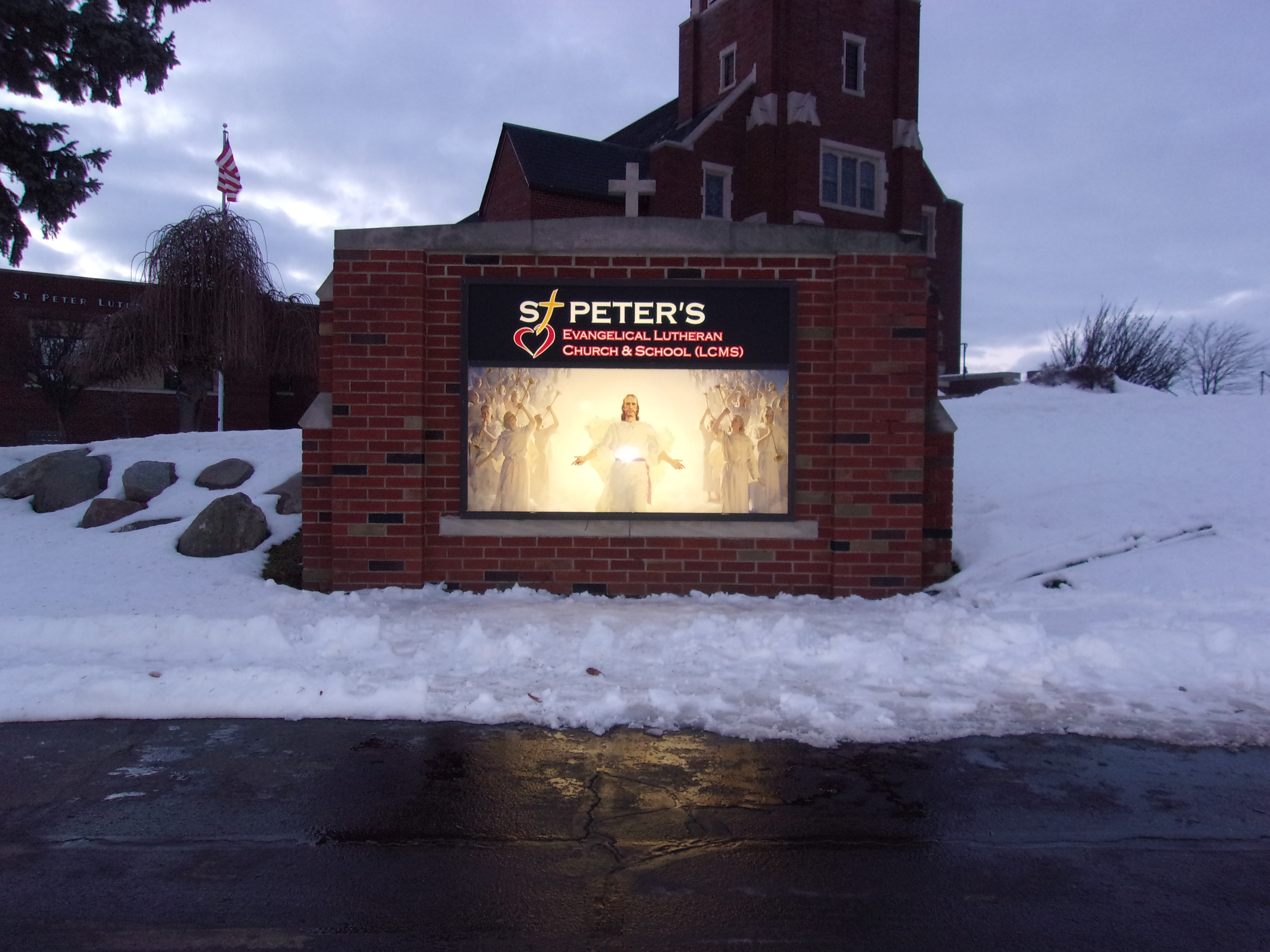 St. Peter's Evangelical Church - Richmond