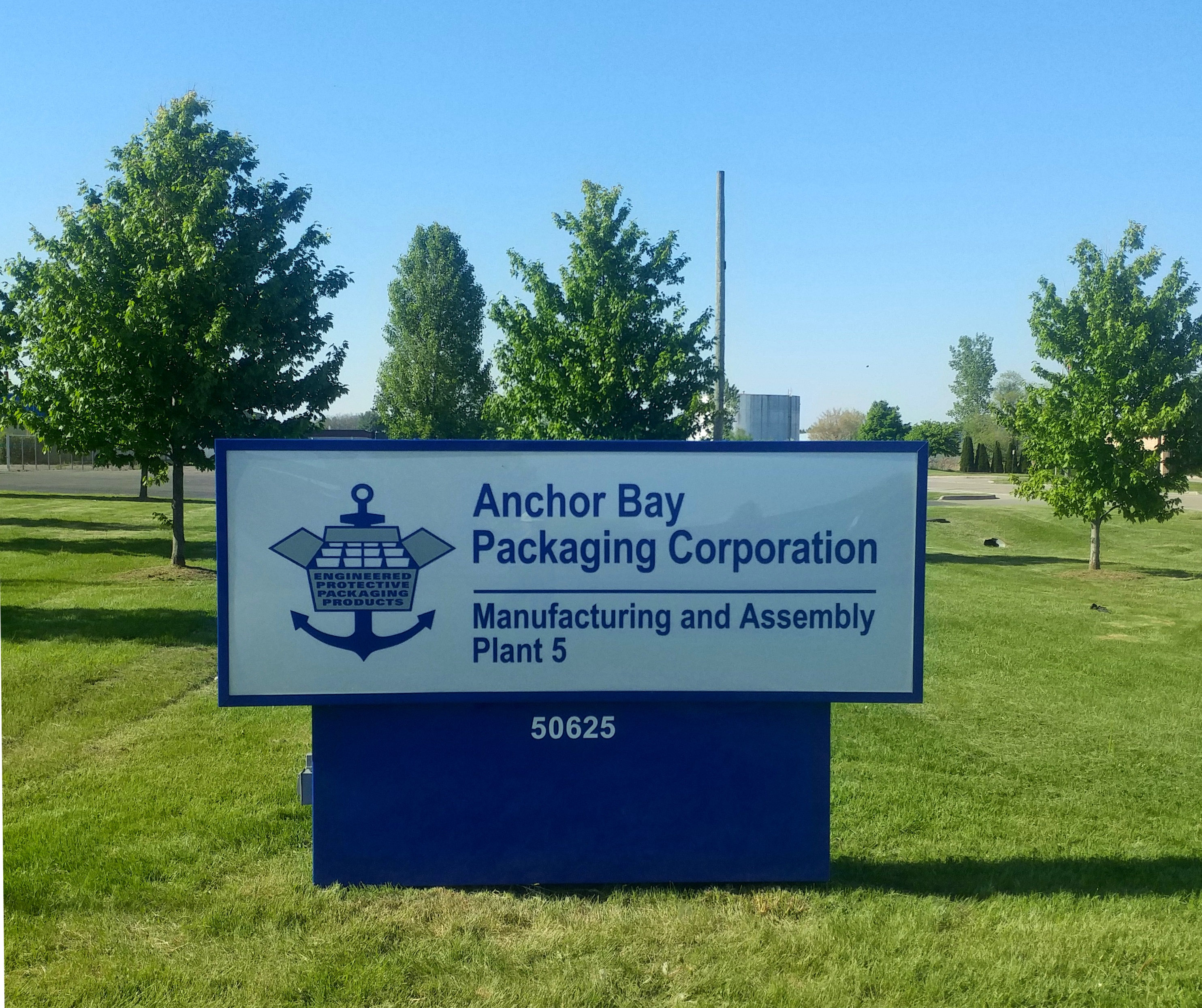 Anchor Bay Packaging - Chesterfield