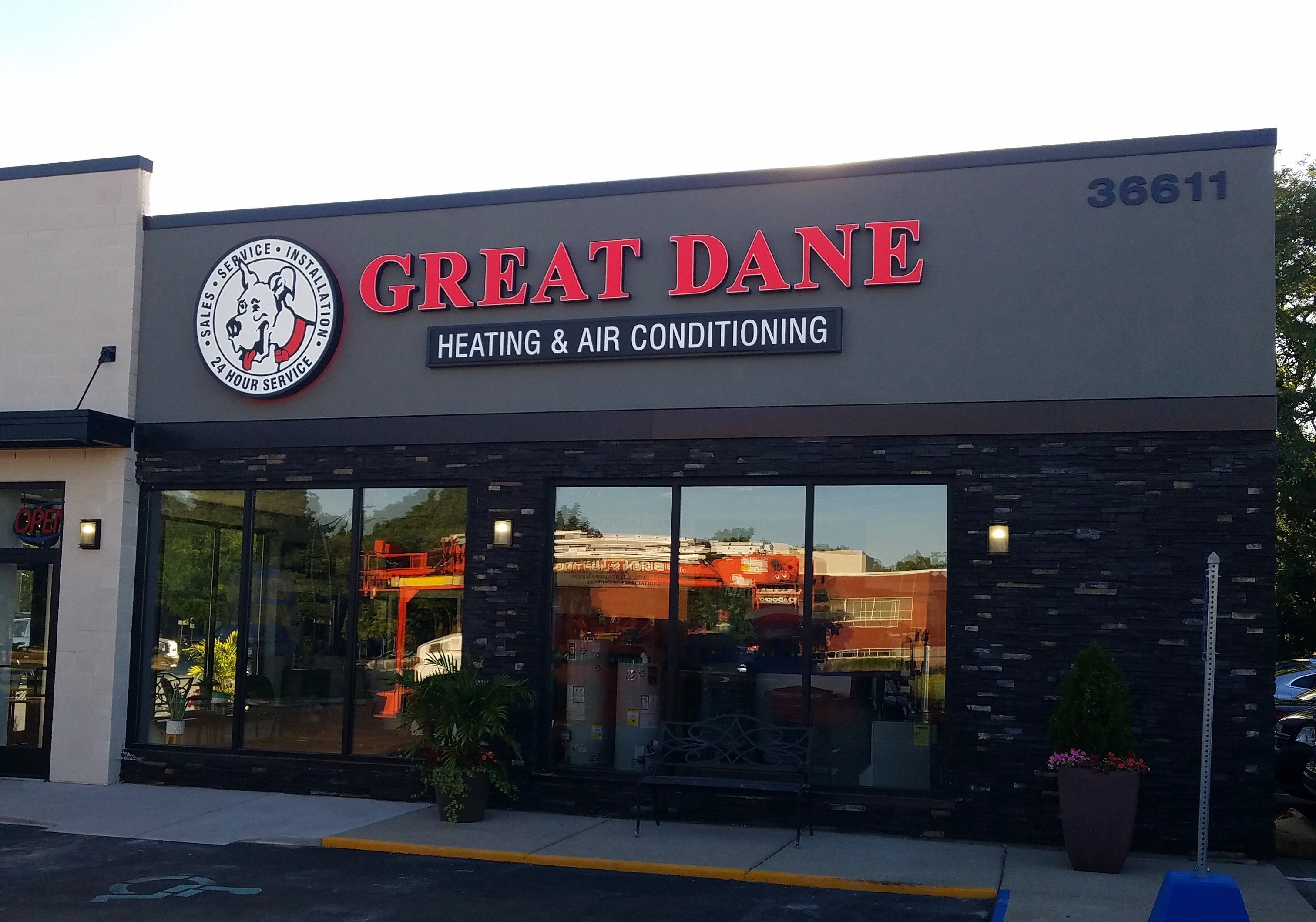Great Dane Heating & Air Conditioning - Clinton Township
