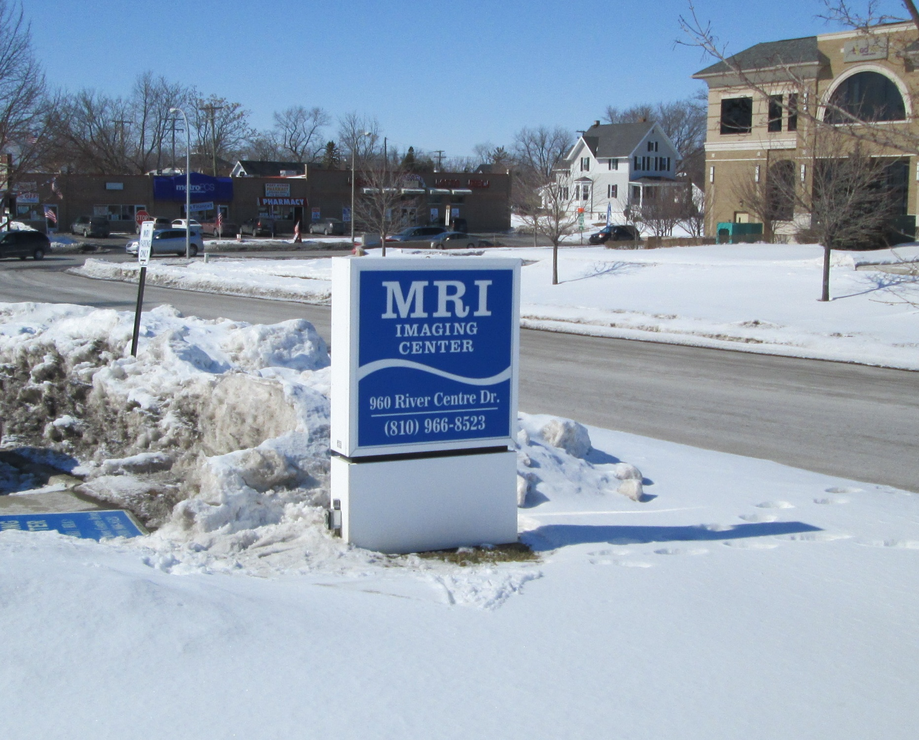 Orthopedic Associates | Lawn Sign