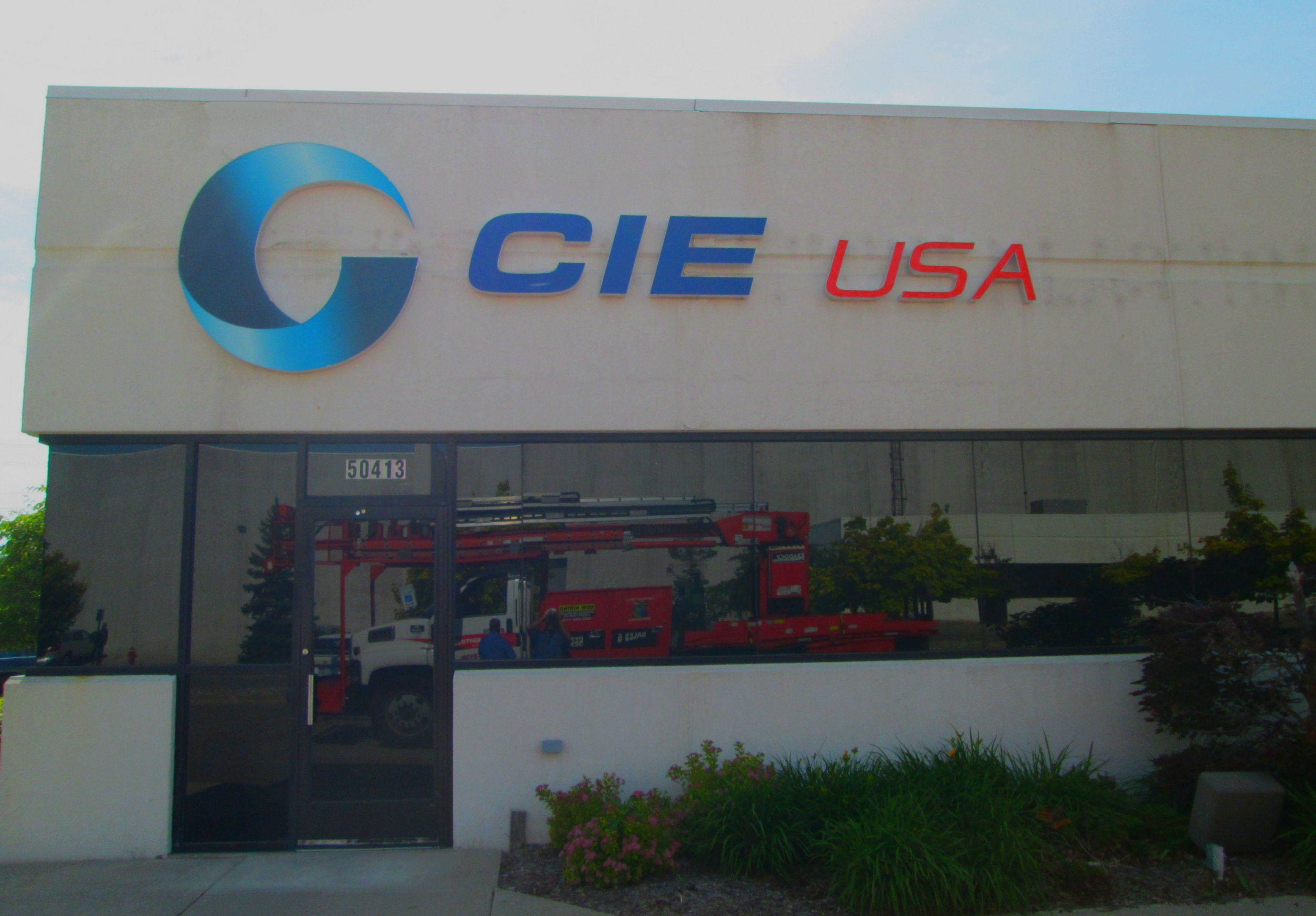CIE Chesterfield- Channel Letters