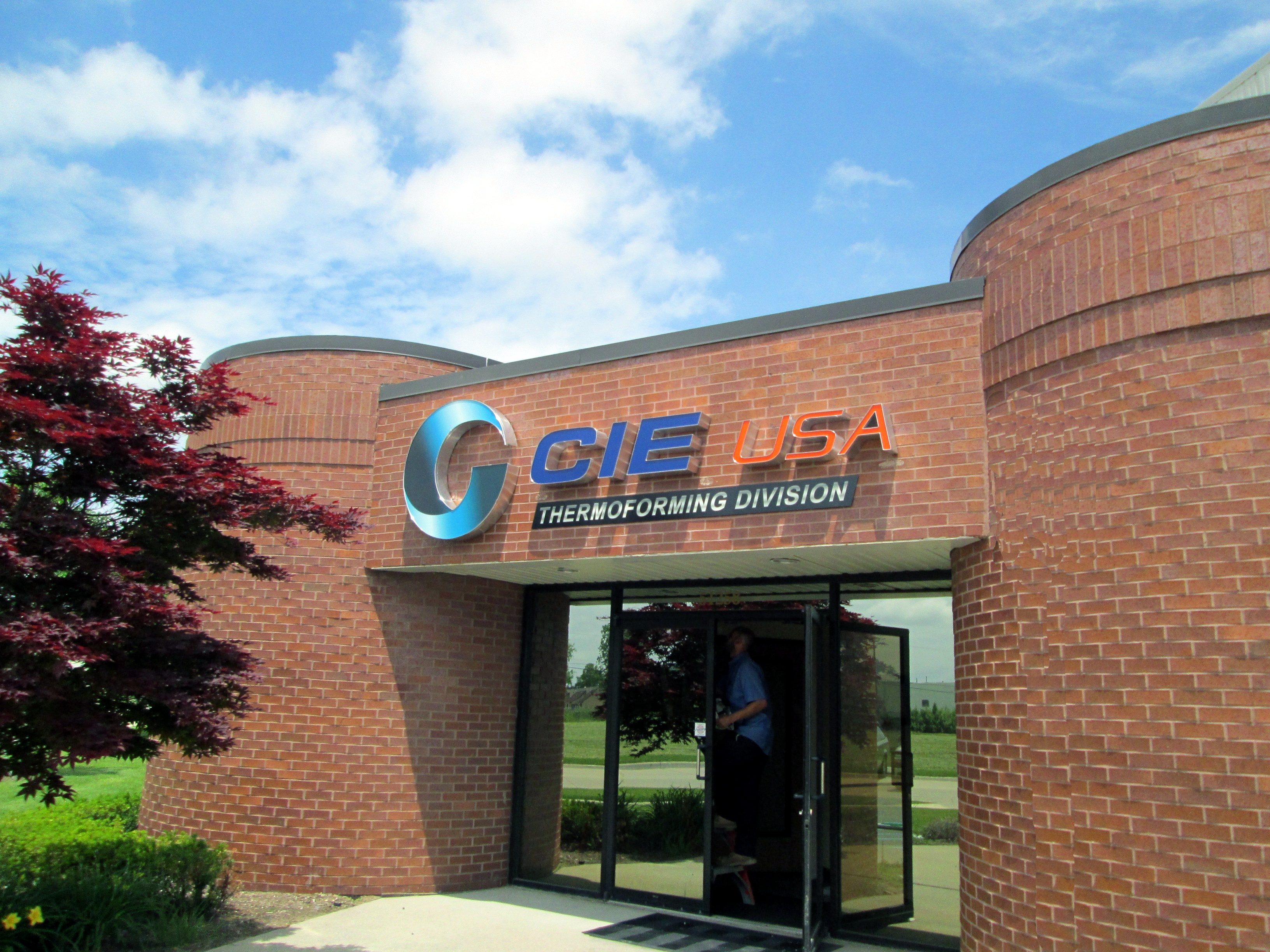 CIE Michigan - Channel Letters
