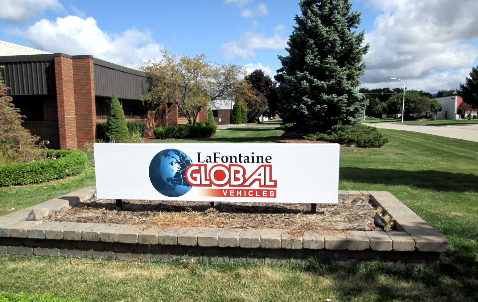 LaFountain Global | Lawn Sign