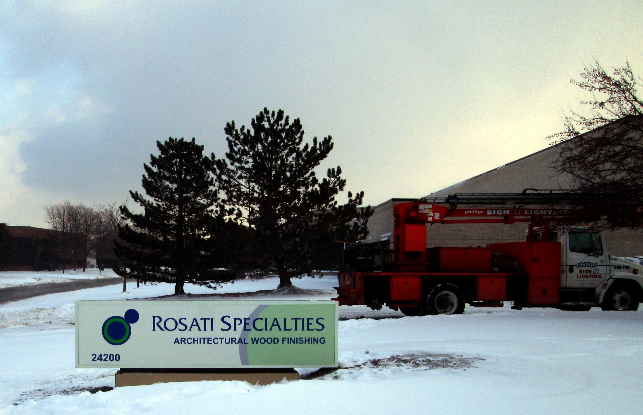 Rosati Specialties | Lawn Signs