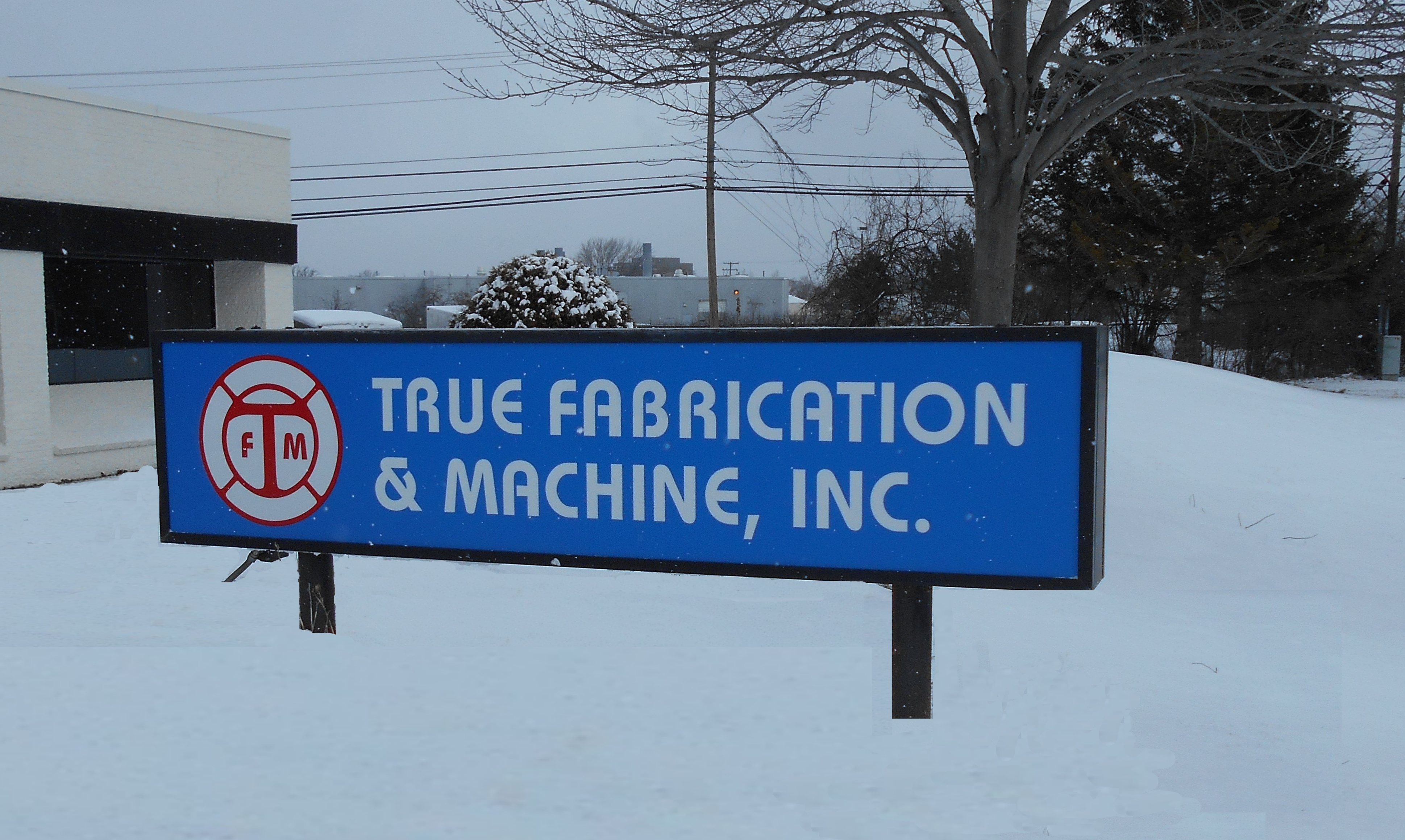True Fabrication | Lawn Signs