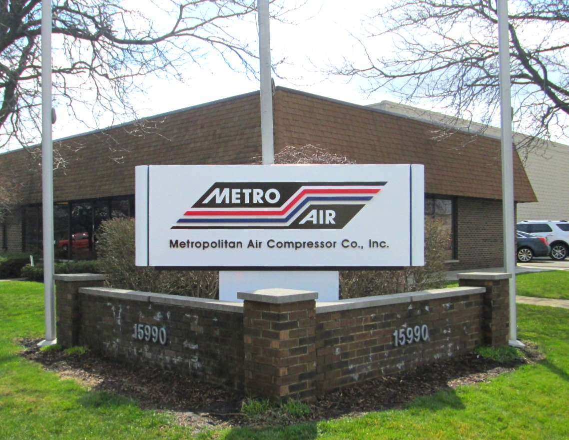 Metro Air - Roseville | Lawn Signs