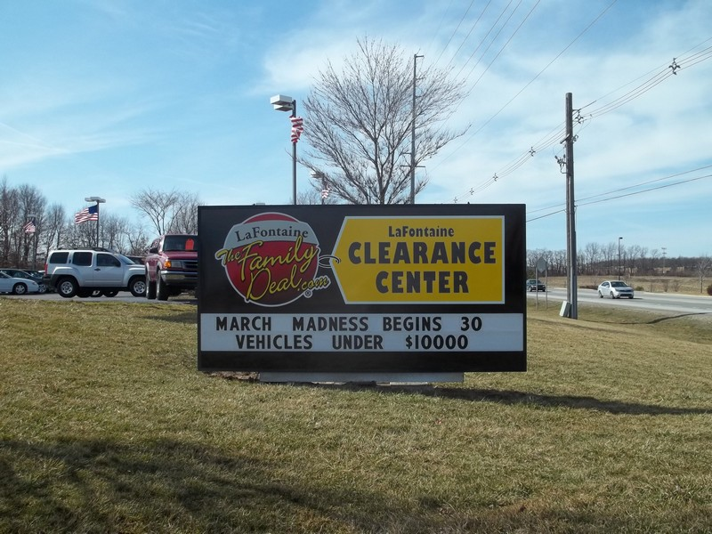 LaFontaine Clearance Center