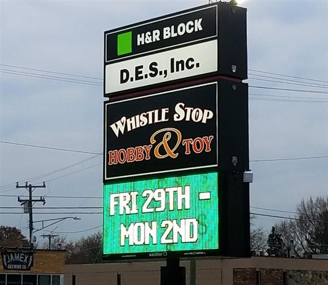 Whistle Stop - St. Clair Shores