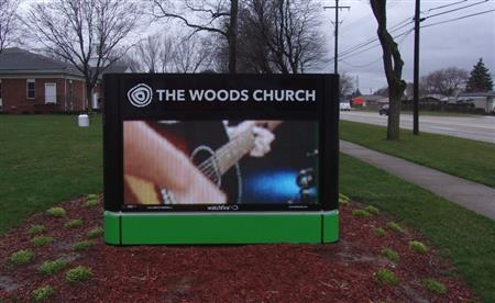 Our Electronic Message Display Signs